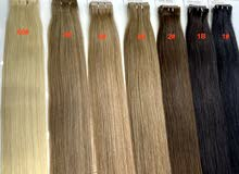 shine weeds Seamless Invisible Virgin Human Hair Tape Extensions 100% Remy Human Hair 20 pieces