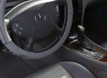 ميرسيدس  E240 موديل 2004 بحالة جيدة. لايوجد حوادث.