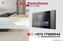 Touch Video Doorphone