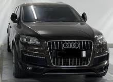 اودي q7 2015 GCCنظيه خدمات في الوكاله فقط Audi q7 2015 service only at the agency