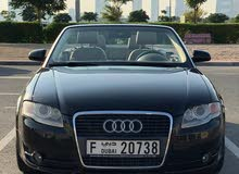 Audi A4 soft top Convertible,  3.2L engine