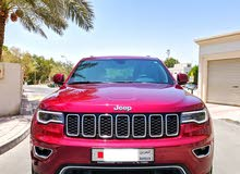 V8 Jeep Grand Cherokee Limited, 2018 Model for Sale