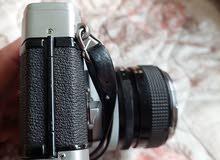 كاميرا كانون كلاسيك  Canon FTb QL Camera w/ Canon Lens S.C FD 50mm 1:1.8 Japan
