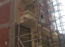شقة 125م من المالك امام جامعة المنصورة