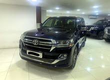 Toyota Land Cruiser GX-R 2020 (Blue)