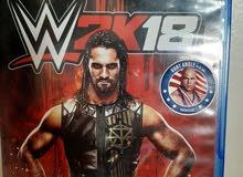 شريط مصارعه WWE2k18