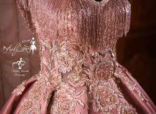 فستان سهره تفصيل مولي بوتيك