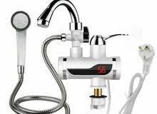 صنبور كهربائي فوري سهل الاستخدام واقتصاد في الماء