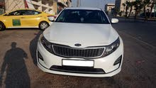 For sale 2014 White Optima