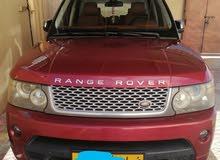 رنج روفر سبورت 2011 للبيع