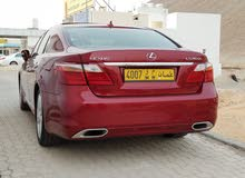 Used condition Lexus LS 2011 with  km mileage
