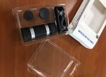 عدسات تصوير تلسكوب وسلفي