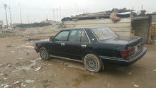 Toyota Supra 1988 For sale - Black color