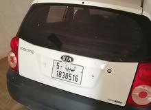 كيا بيكانتو 2009 الدار محرك كمبيو هيكل الله يبارك المكان جنزور