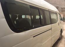 شيري باص 15 راكب موديل 2013 اللون ابيض