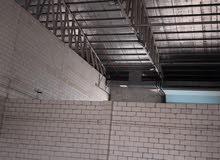 لايجار مخزن 8000 متر مرخص مكيف في الشويخ يصلح جميع الأنشطة التخزينية