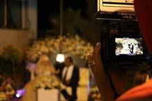 تصوير عرسان وحفلات الزواج والخطوبة