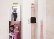Apple Watch series 3, 38 mm, like new slightly used