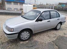 Available for sale!  km mileage Toyota Tercel 1992