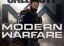 مطلوب لعبة call of duty modren warfare تكون بسعر معقول