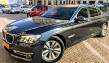 Available for sale! 70,000 - 79,999 km mileage BMW 730 2014