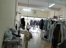 محل كوي ملابس للبيع 35.000