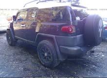 +200,000 km Toyota FJ Cruiser 2007 for sale