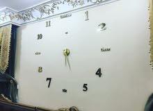 ساعات ثري دي ديكور