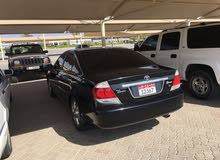 Black Toyota Camry 2006 for sale