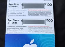 ‏Apple iTunes Card 100$ - USA 30BD