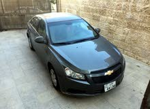 Chevrolet Cruze car for sale 2012 in Amman city