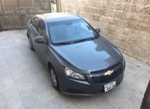 Chevrolet Cruze car for sale 2012 in Amman city