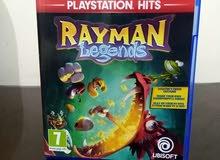 لعبة rayman legends جديدة للبيع أو للبدل