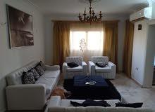 شقة مفروشة لقطه بميدان سفنكس في المهندسين الدور السادس 2 غرفة 3رسبشن وحمام ومطبخ