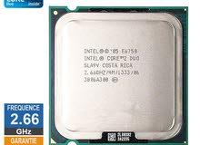 Intel Core2 Duo Processor E6750 (4M Cache)