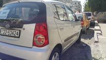 Gasoline Fuel/Power   Kia Picanto 2011