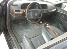 BMW 735 in Zawiya