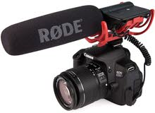 rode mic for dslr and mic stand for camera