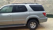 For sale 2002 Grey Sequoia