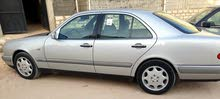 Mercedes Benz E 200 1998 - Manual