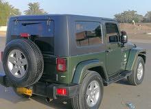 Manual Jeep 2009 for sale - Used - Suwaiq city