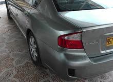 سوبارو صالون ليجاسي 2007 بحالة جيدة للبيع