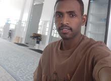 عامل سوداني ابحث عن عمل حارس
