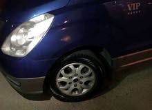 Blue Hyundai H-1 Starex 2011 for rent