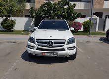 MERCEDES-BENZ GL 500 4 MATIC 2014 GCC