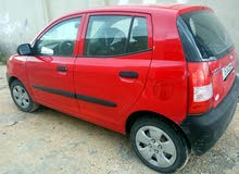 Manual Red Kia 2007 for sale