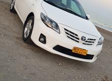 Toyota Corolla car for sale 2013 in Barka city