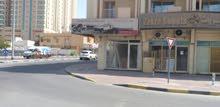 محل تجاري للايجار في عجمان منطقه الرميله