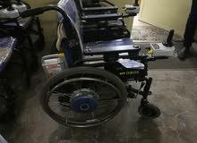 للبيع كرسي كهربائي متحرك ياباني