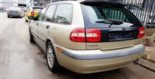 Gasoline Fuel/Power   Volvo V40 2002